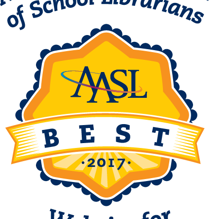 AASL Best Websites Logo